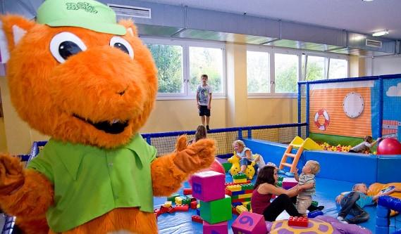 KidsSpace Gars Moke Rusty